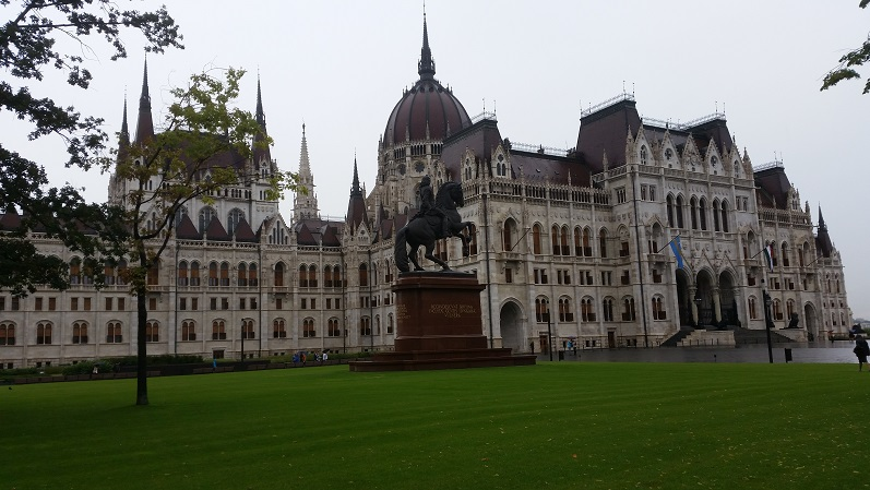 ארמון הפרלמנט בודפשט