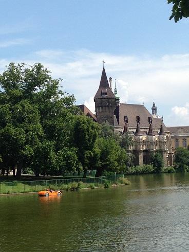 הפארק העירוני בבודפשט