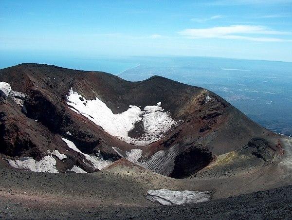 Etna Sicicly
