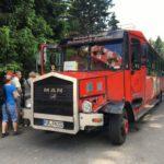 Hrensko bus