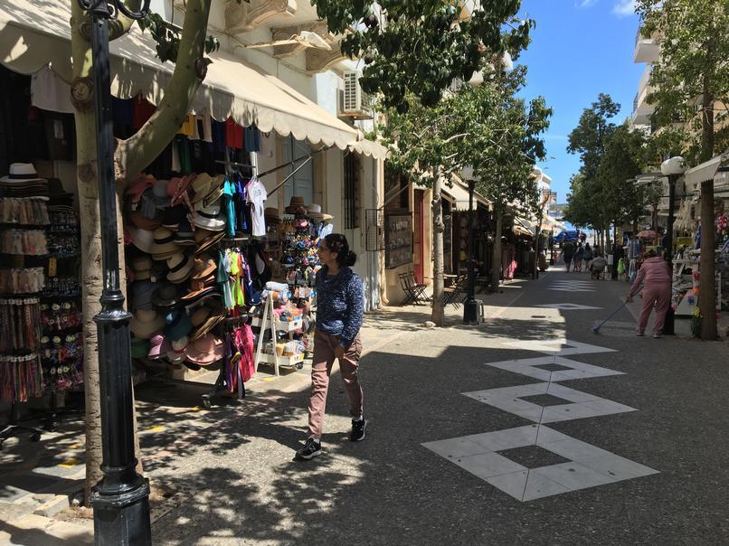 שוק החנויות אגיוס ניקולאוס