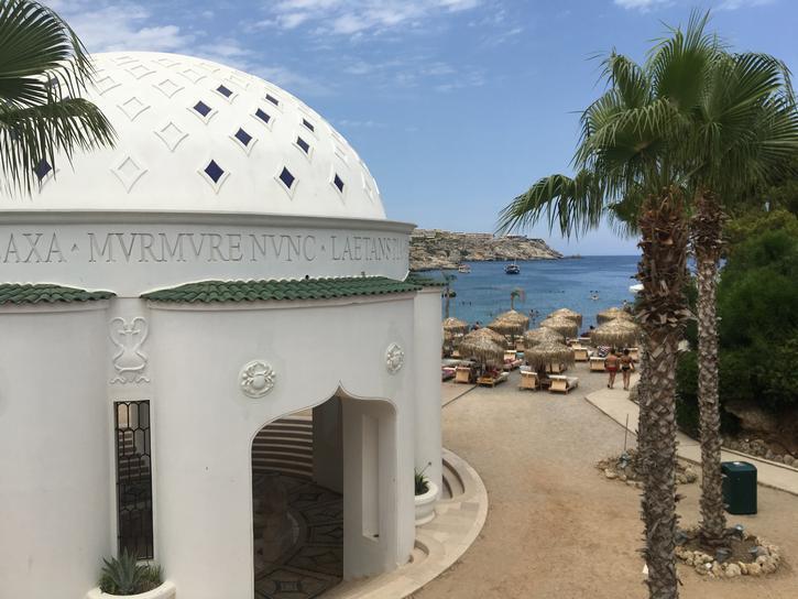 עתיקות קליתאה וחוף ים