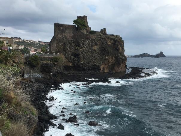 סיציליה בדרך לטאורמינה