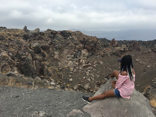 הר הגעש סנטוריני