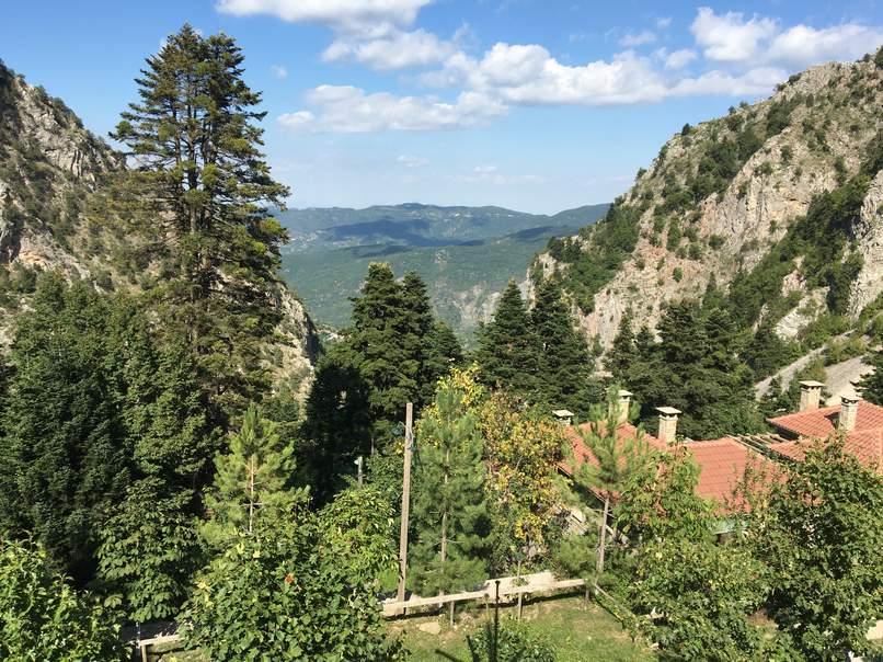 מלון טבע מונטנמה צפון יוון