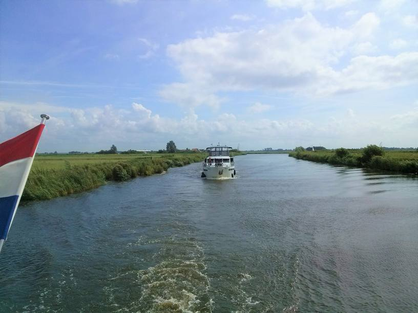 שייט תעלות בהולנד