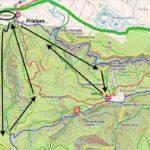 sucha bela prielom map